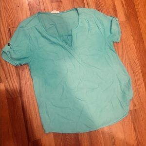Tops - 3 for $12!! Pale green top